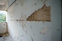 Yeso del terremoto Imagen de archivo libre de regalías