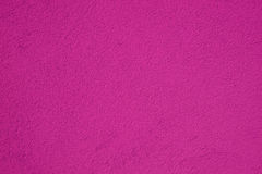 Yeso púrpura del concreto de la pared imágenes de archivo libres de regalías