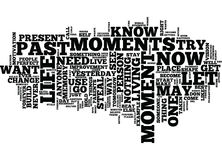 Yesterday Is But A Memory Text Background Word Cloud Concept Royalty Free Stock Photo