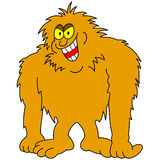 Yeti Royalty Free Stock Photo