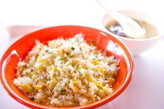 Yeung Chow Fried Rice Royaltyfria Bilder