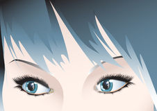 Yeux Photo stock