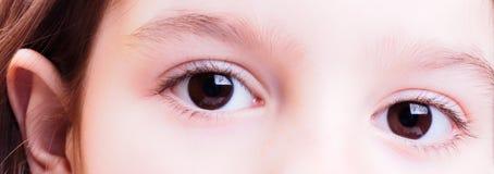 yeux Image libre de droits
