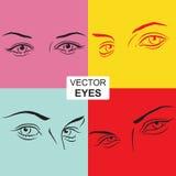 yeux Photos libres de droits
