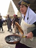 Yezidi宗教 免版税库存照片