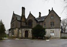 YHA Castleton Losehill Hall, пиковый национальный парк района, Великобритания Стоковые Фото
