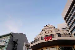 Yi он клуб клана Xuan исторический китайский в городке Китая, Сингапуре Стоковое Фото