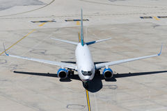 YI-AQL Iraqi Airways Boeing 737-7BD Royalty Free Stock Photo
