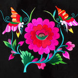 The Yi exquisite embroidery Embroidery Stock Photography