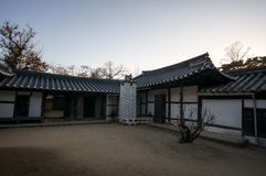 Yi Gwangno House Royalty Free Stock Photos