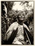 Yi man  in ethnic dress Stock Photo