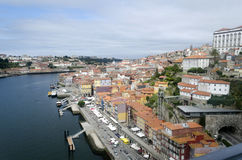 Yiew of Porto Royalty Free Stock Photography