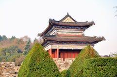 YiFeng door Gate Tower Royalty Free Stock Photo