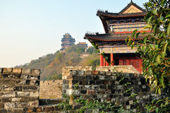 YiFeng door Gate Tower Stock Image