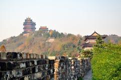YiFeng door wall Stock Image