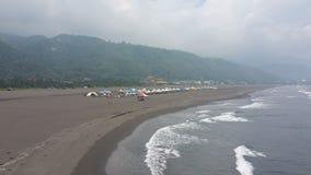 Yilan Taiwan seaside view Royalty Free Stock Image
