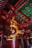 Yiling Huangling Dayu Świątynna świątynia Zdjęcie Royalty Free
