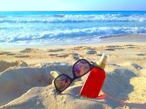 海滩Yime 免版税图库摄影