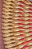 yin золотистых рук bangkok quan тысяча Стоковые Фото