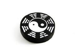 yin de yang de shui de feng Image libre de droits