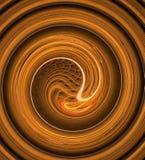 Yin e teste padrão de yang Fotografia de Stock Royalty Free