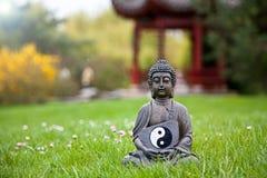Yin et Yang images libres de droits