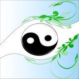 Yin et yang Image libre de droits