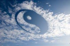 Yin und Yang Stockbilder