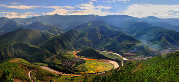 Yin und Yang fahl zum Tai-Chi Lizenzfreies Stockbild