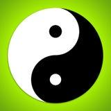 Yin und Yang-Symbol Lizenzfreies Stockfoto