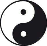 yin yan Стоковая Фотография