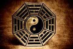 Yin yang Stock Afbeelding