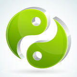 Yin yang Royalty Free Stock Photo