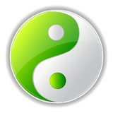 Yin Yang Stock Photography