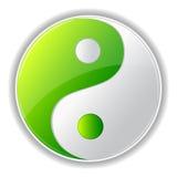Yin Yang vector illustratie