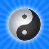 yin yang Стоковые Изображения