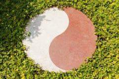 yin yang стоковое фото