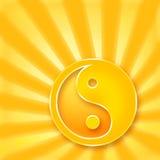 Yin Yang Fotografia de Stock Royalty Free
