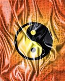 Yin Yang. Obrazy Stock
