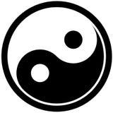 Yin Yang Lizenzfreie Stockbilder