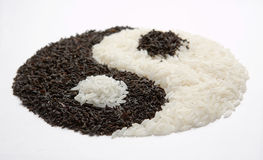 Yin Yang 4 Royalty Free Stock Images