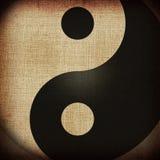 Yin yang immagini stock