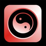 Yin yang Photo stock