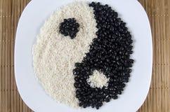yin - yang Zdjęcia Stock