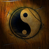 Yin yang Royalty Free Stock Image