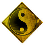 Yin yang Royalty Free Stock Photography