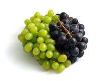 Yin-yang con sabor a fruta imagen de archivo libre de regalías