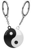 Yin and yang Stock Image