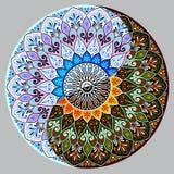 Yin yang decorative symbol Royalty Free Stock Photo