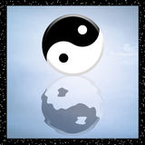 Yin yang Royalty Free Stock Photos